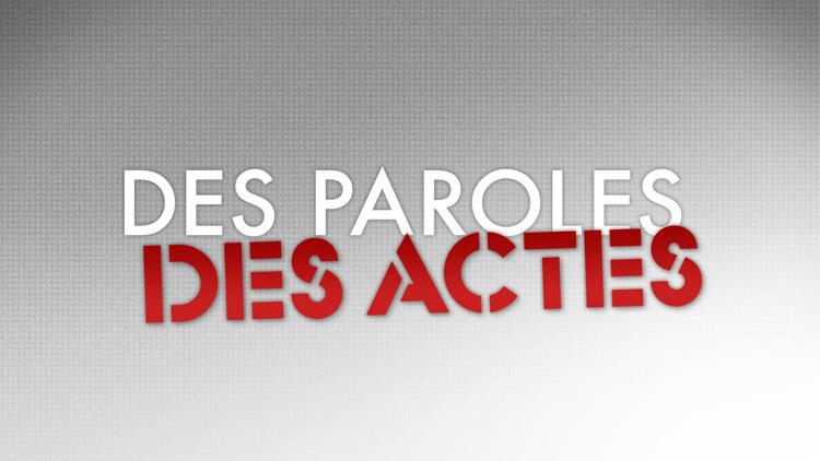 « Des Paroles et Des Actes » Invité : Nicolas Sarkozy image