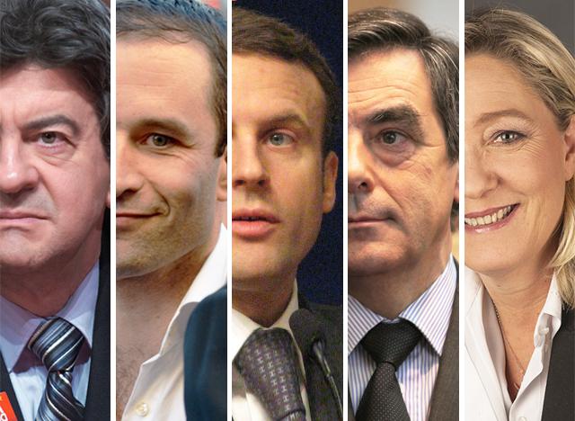 Meeting classique, hologramme, conférence de presse, intervention impromptue à Bobino et convention d'investiture. image