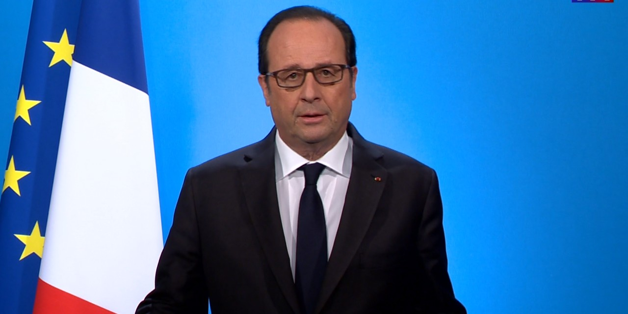 La non-candidature de François Hollande à l'élection présidentielle de 2017 image