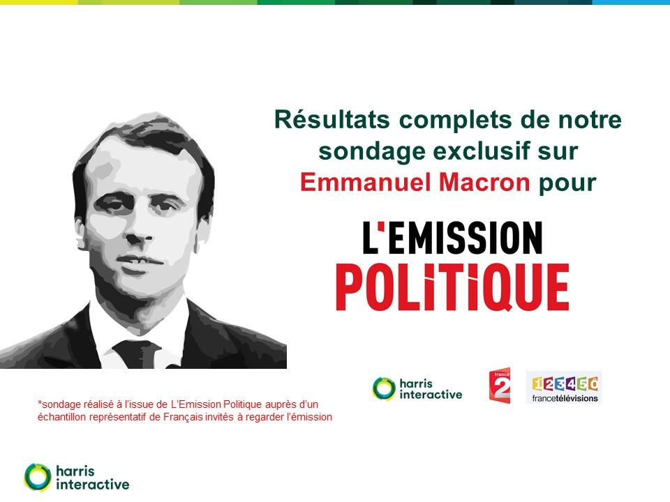 rapport-emission-politique-Macron-