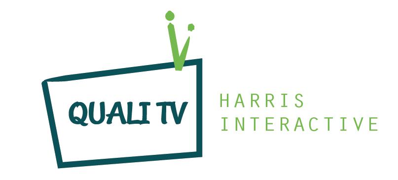 Diffusion hebdomadaire du Score Quali TV, la mesure de satisfaction des programmes TV réalisée par Harris Interactive image