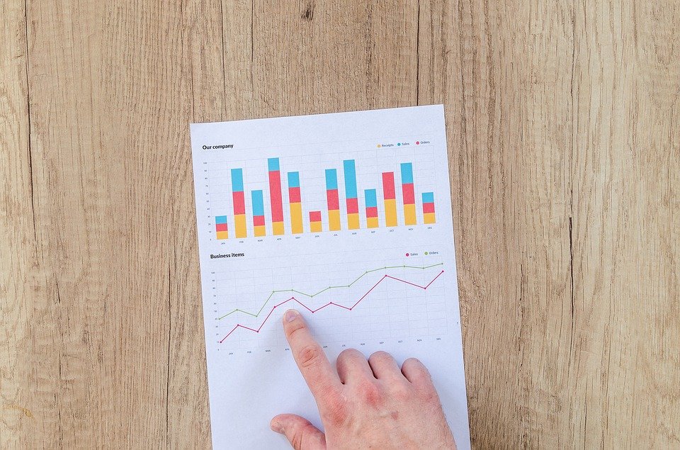 Data Finance Graph Stats Chart Financial