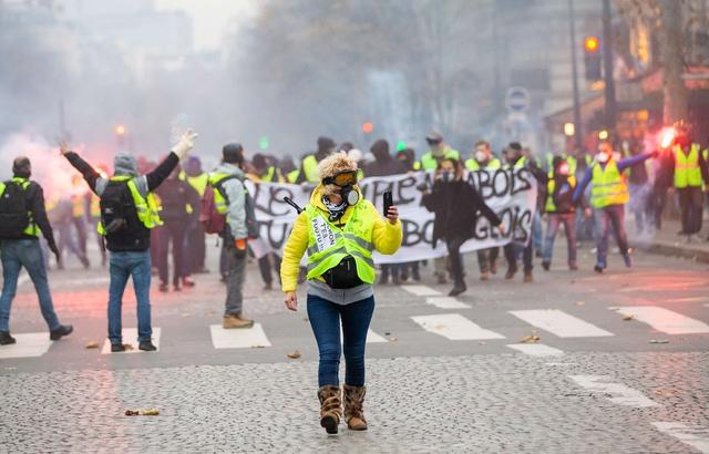Les « Gilets Jaunes » : quelle perception de la part des Français au lendemain de la manifestation du 1er décembre sur les Champs-Élysées ? image
