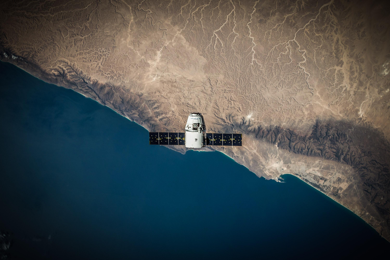 Les Européens et les activités spatiales image