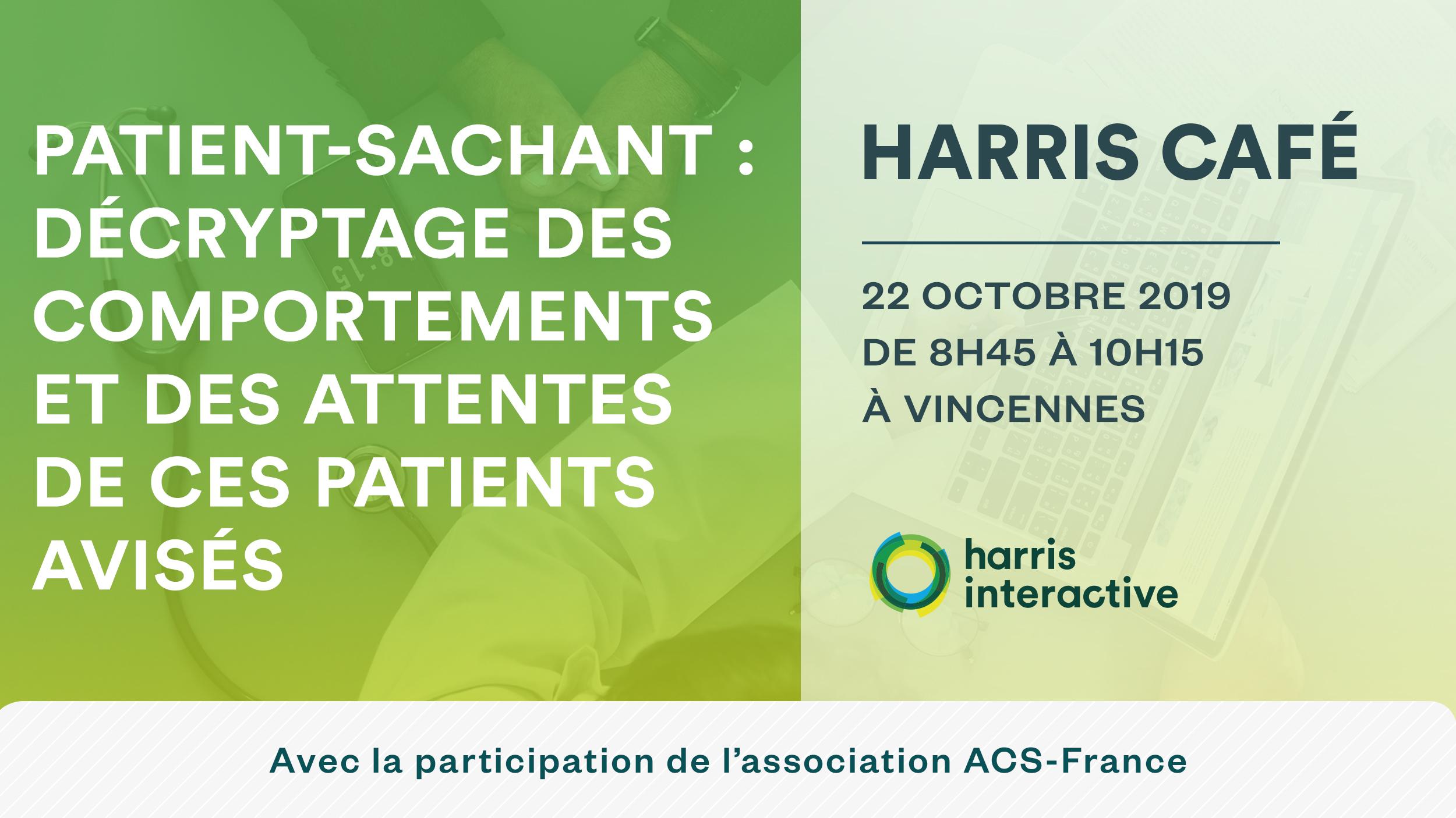 [Event] Patient-Sachant : décryptage des comportements et des attentes de ces patients avisés image