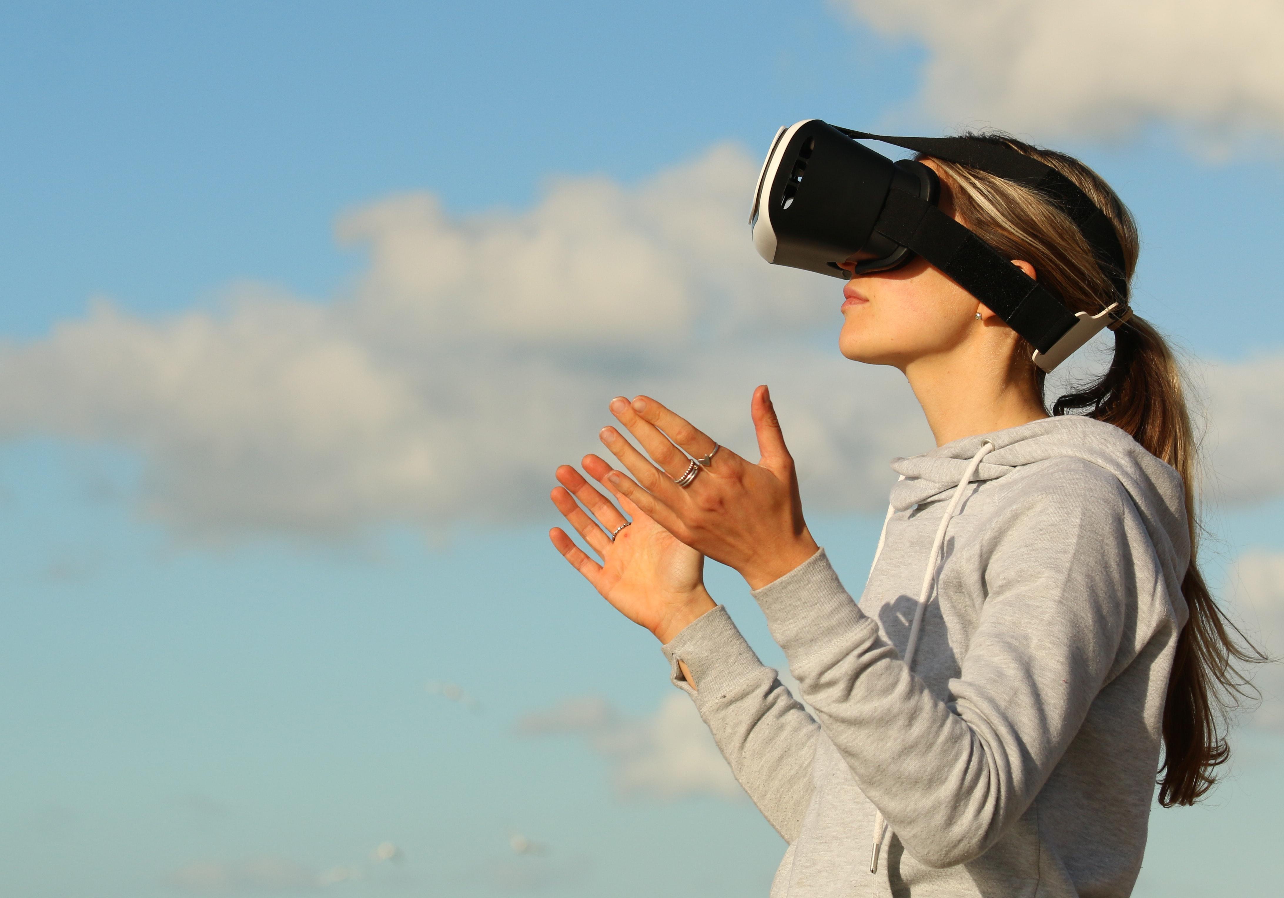 Les Français face à la réalité virtuelle image