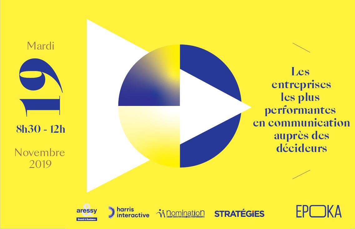 [Event]  Les entreprises les plus performantes en communication auprès des décideurs image