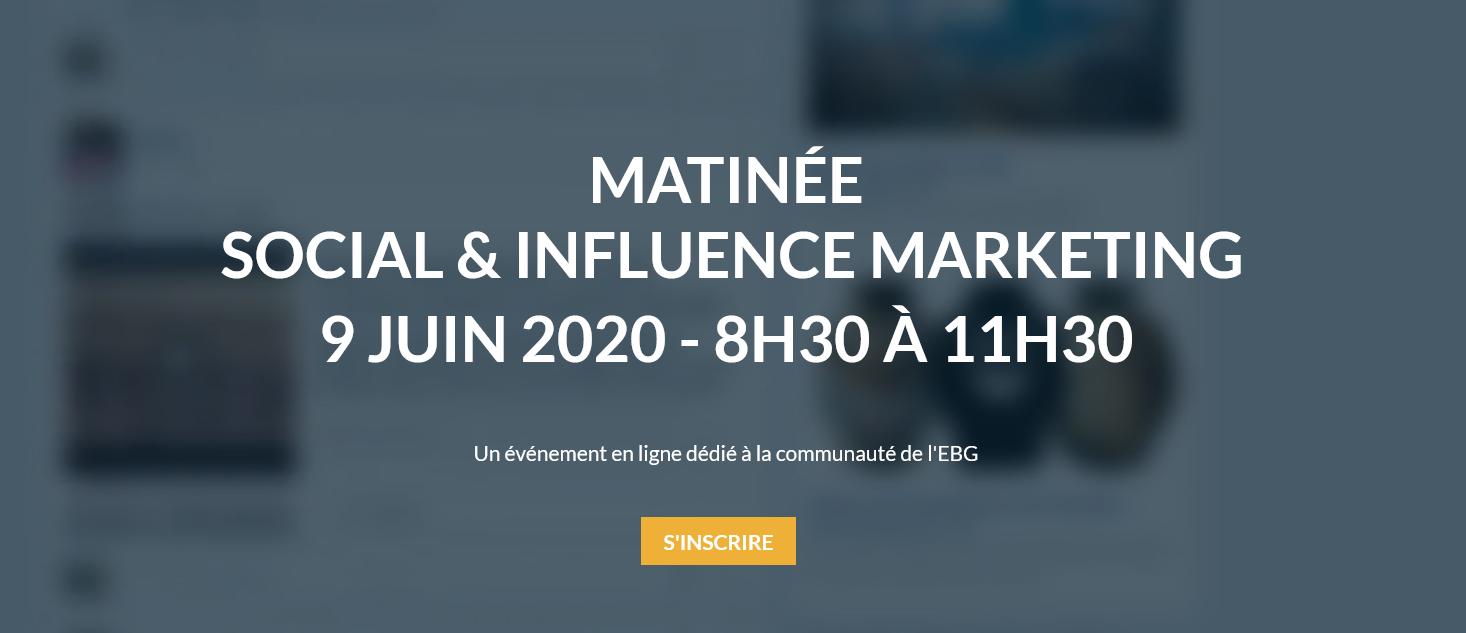 [Webinar]  Baromètre Social Life 2020 : changements de comportement des internautes et relation avec les marques image