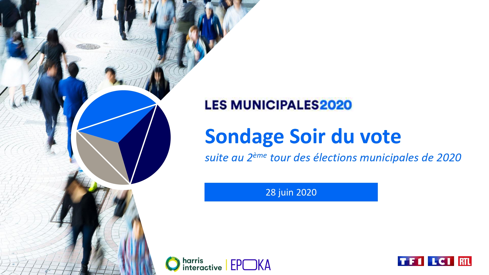Municipales 2020 – Second Tour : sondage Soir du Vote image