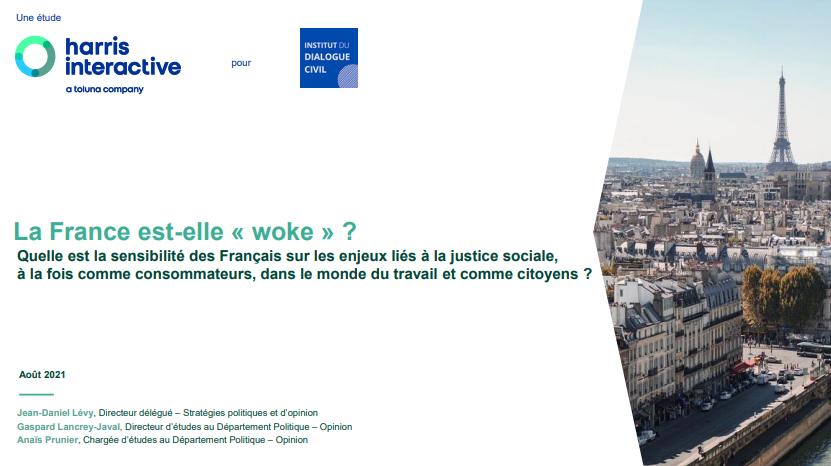 La France est-elle 'woke' image