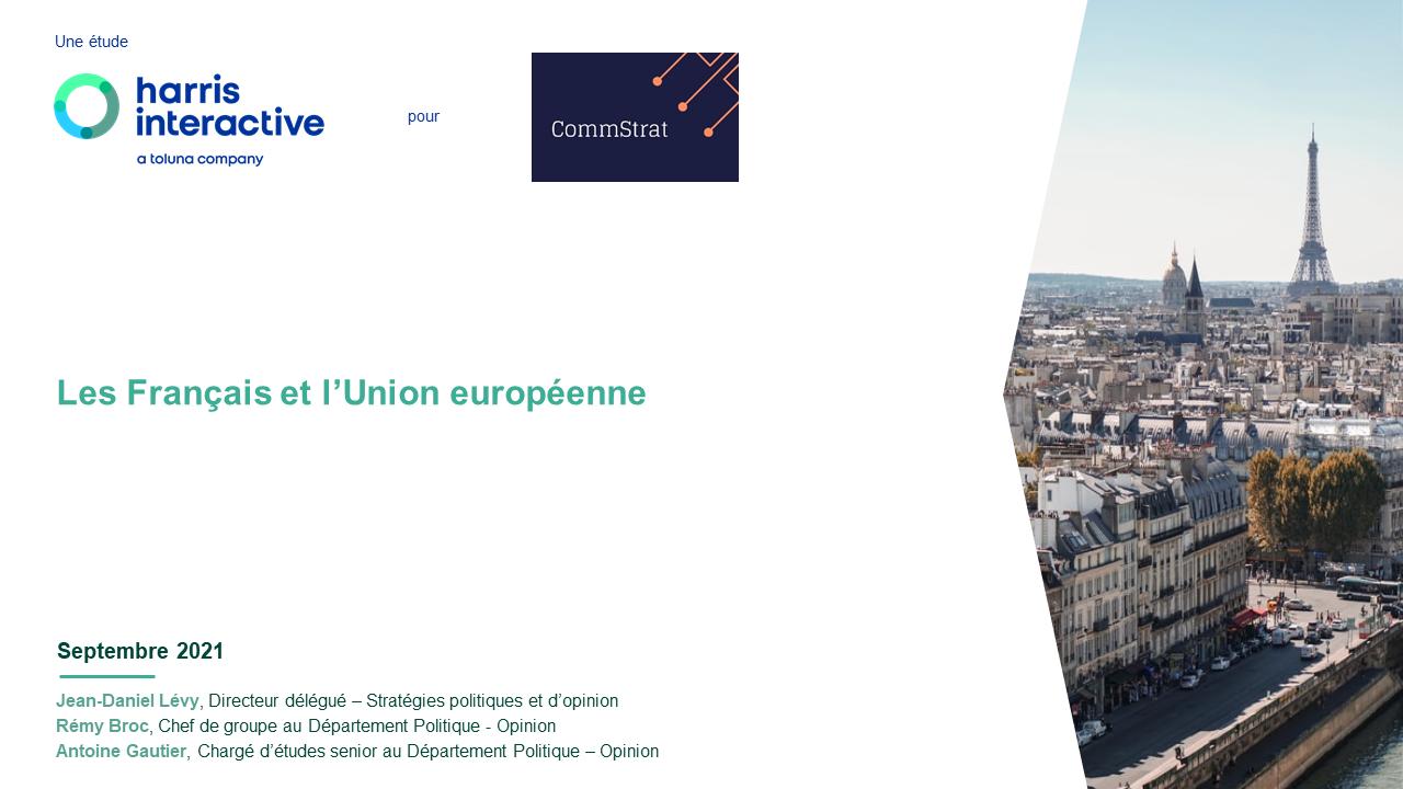 Les Français et l'Union Européenne image